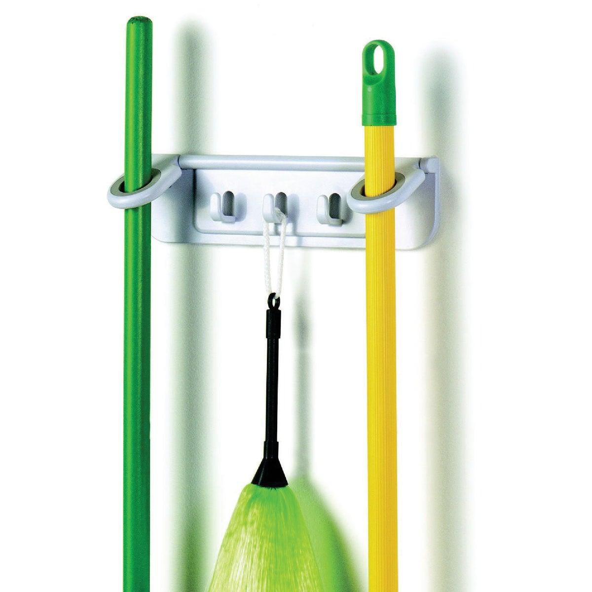 Long Handle Tool Rack
