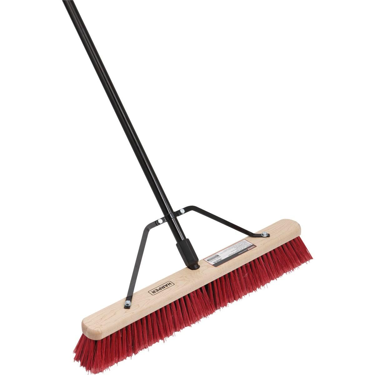 "24"" MED SWEEP PUSH BROOM - 583124A-1 by Harper Brush Incom"