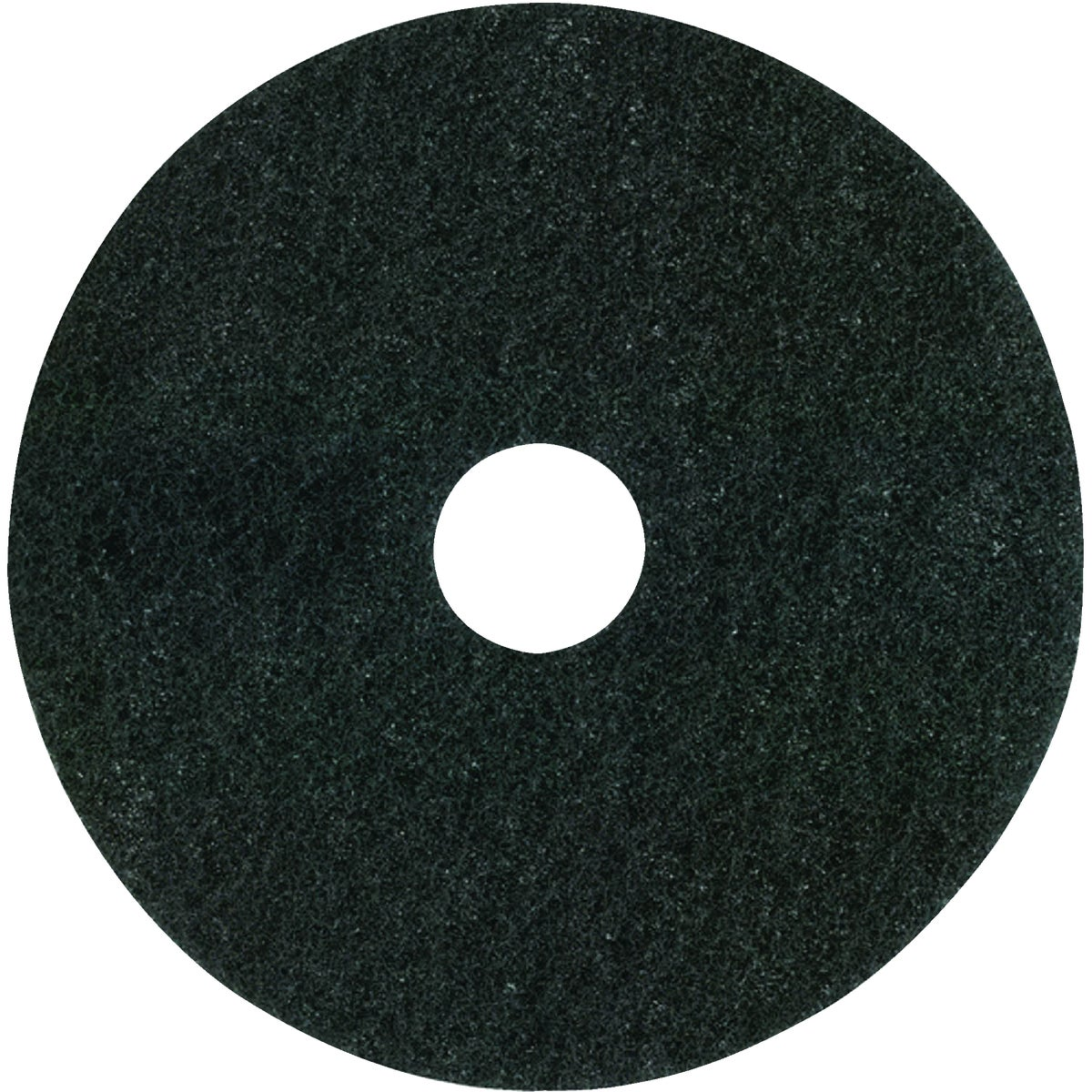 "20"" BLACK STRIPPING PAD - TKL20B by Lundmark Wax Co"
