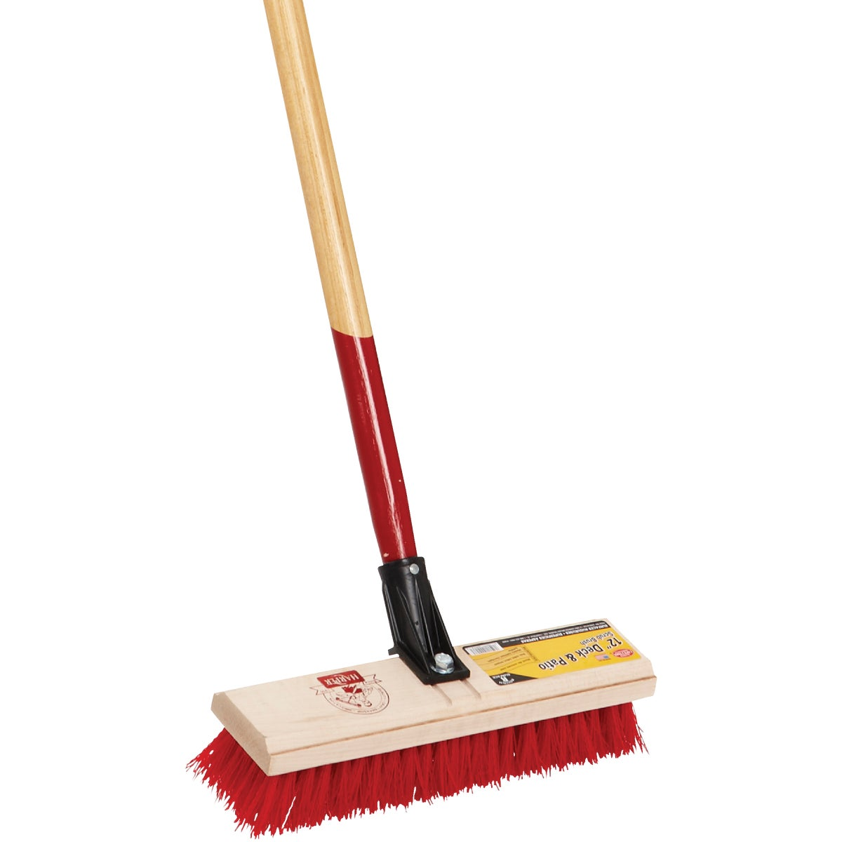 "12"" DECK BRUSH - 53561912A by Harper Brush Incom"