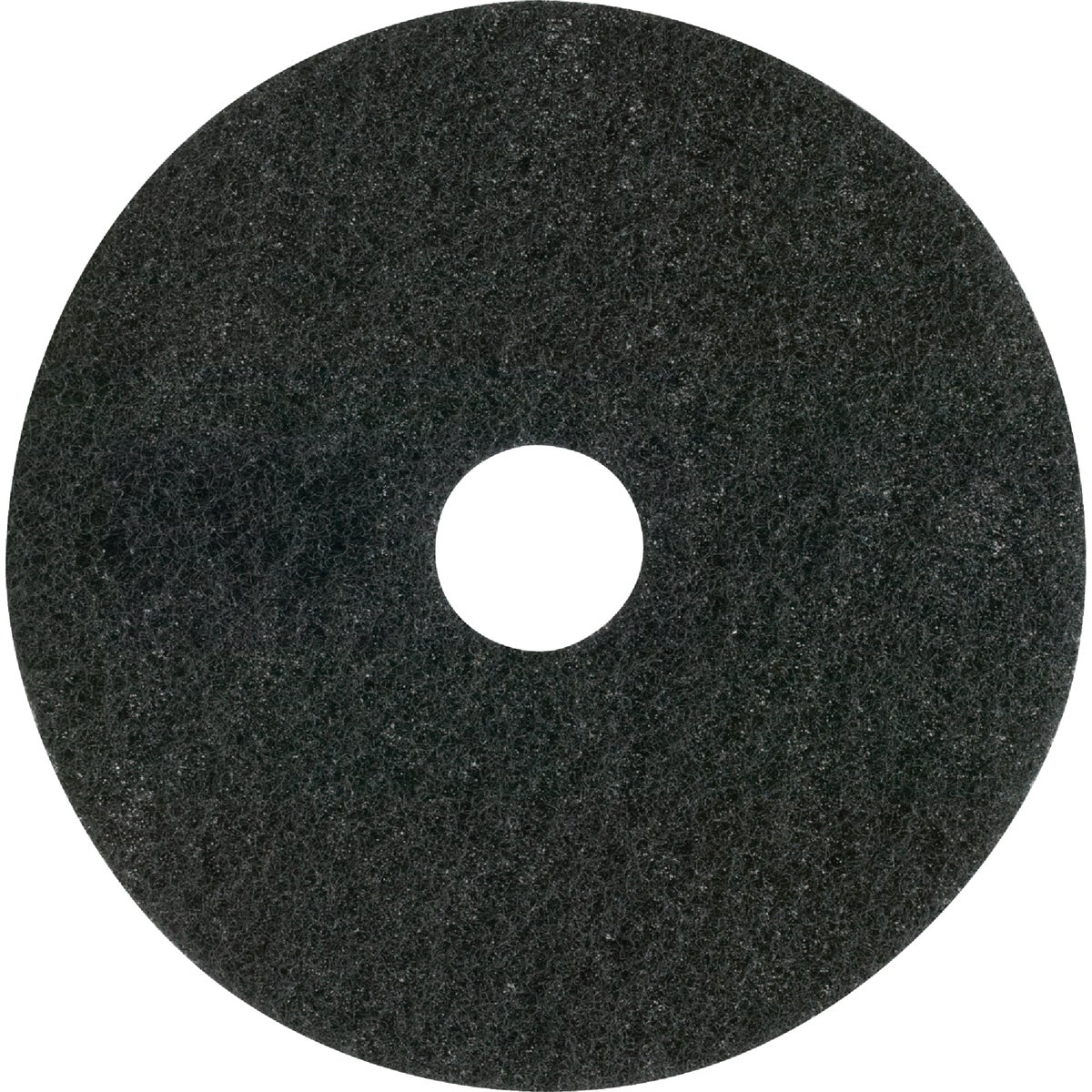"17"" BLACK STRIPPING PAD - TKL17B by Lundmark Wax Co"