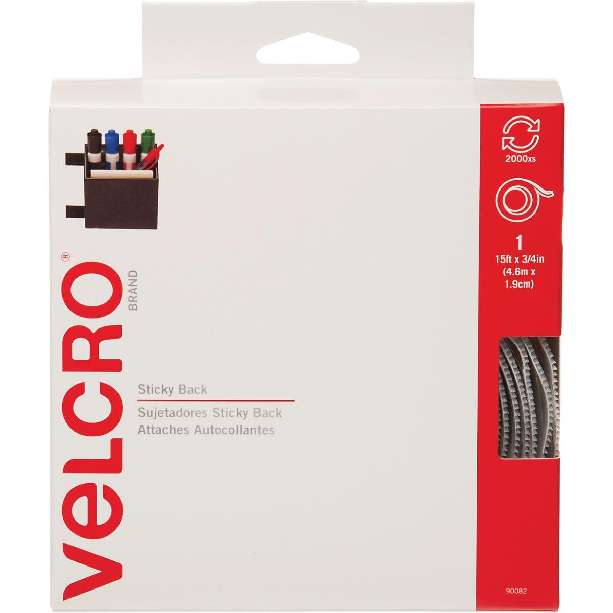 5YD WHT ADHSVE FASTENER - 90082 by Velcro Usa