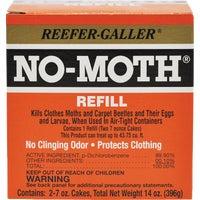 Willert Home Prod. NO-MOTH REFILL 1021