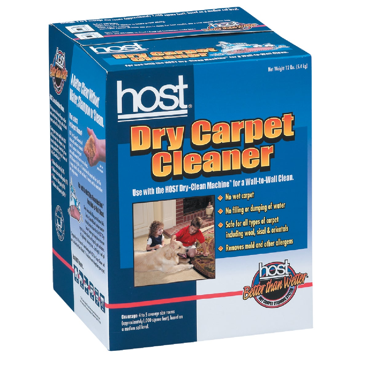 12LB DRY CLEANER - 4HB by Racine Industries