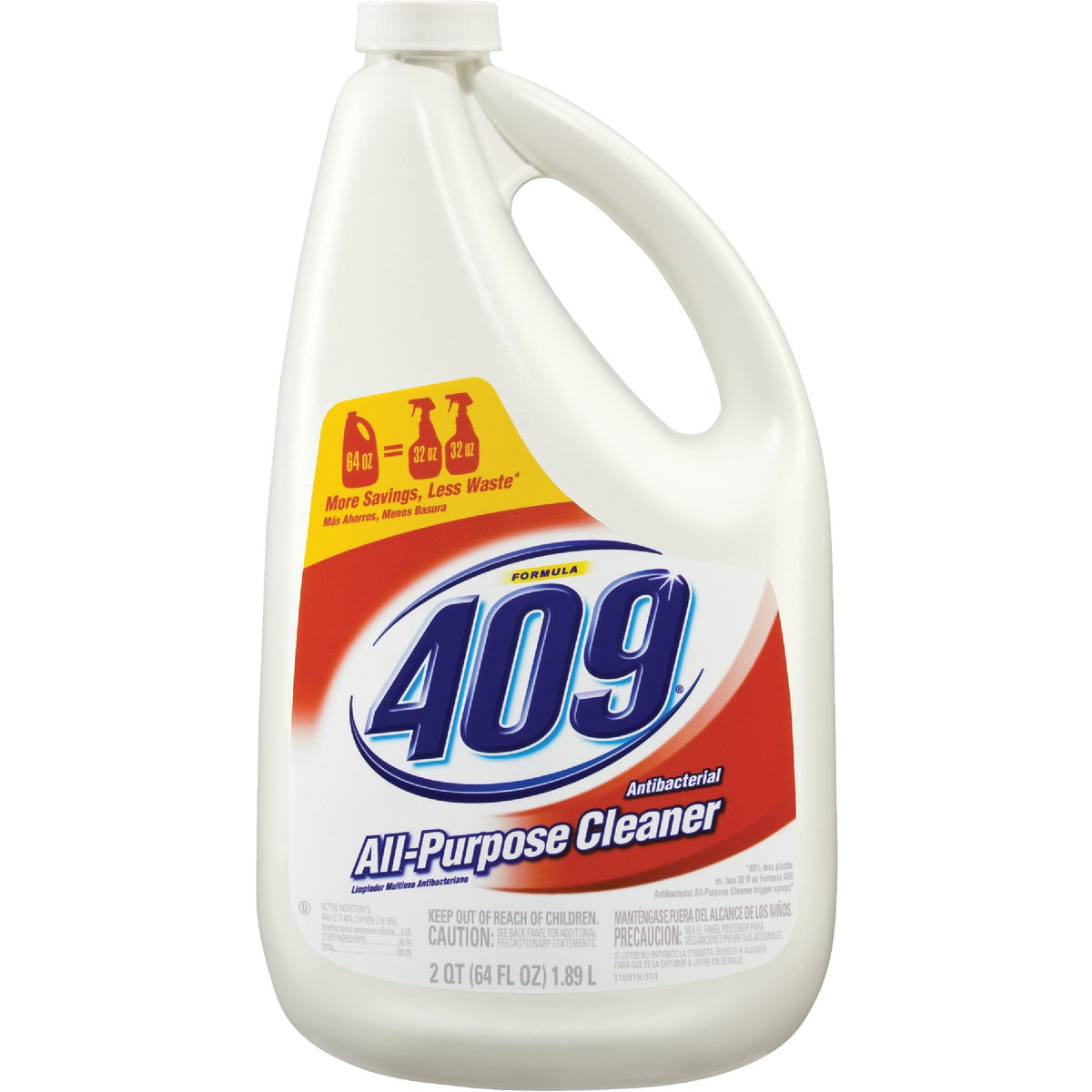 64OZ REFILL FORMULA 409 - 00636 by Clorox/home Cleaning