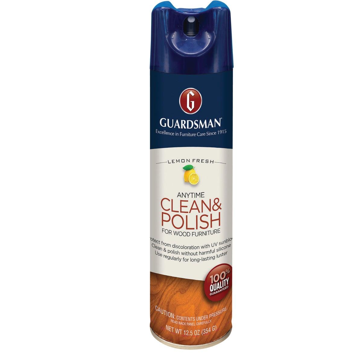 12.5OZ LMN CLEAN&POLISH - 460300 by Valspar  Guardsman