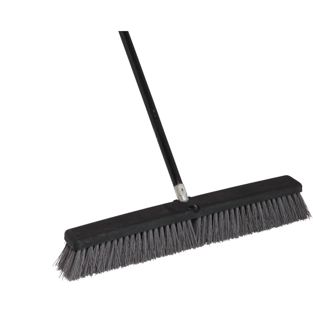 "24"" SYNTHETIC PUSH BROOM - DIB89201 by D Q B Ind"