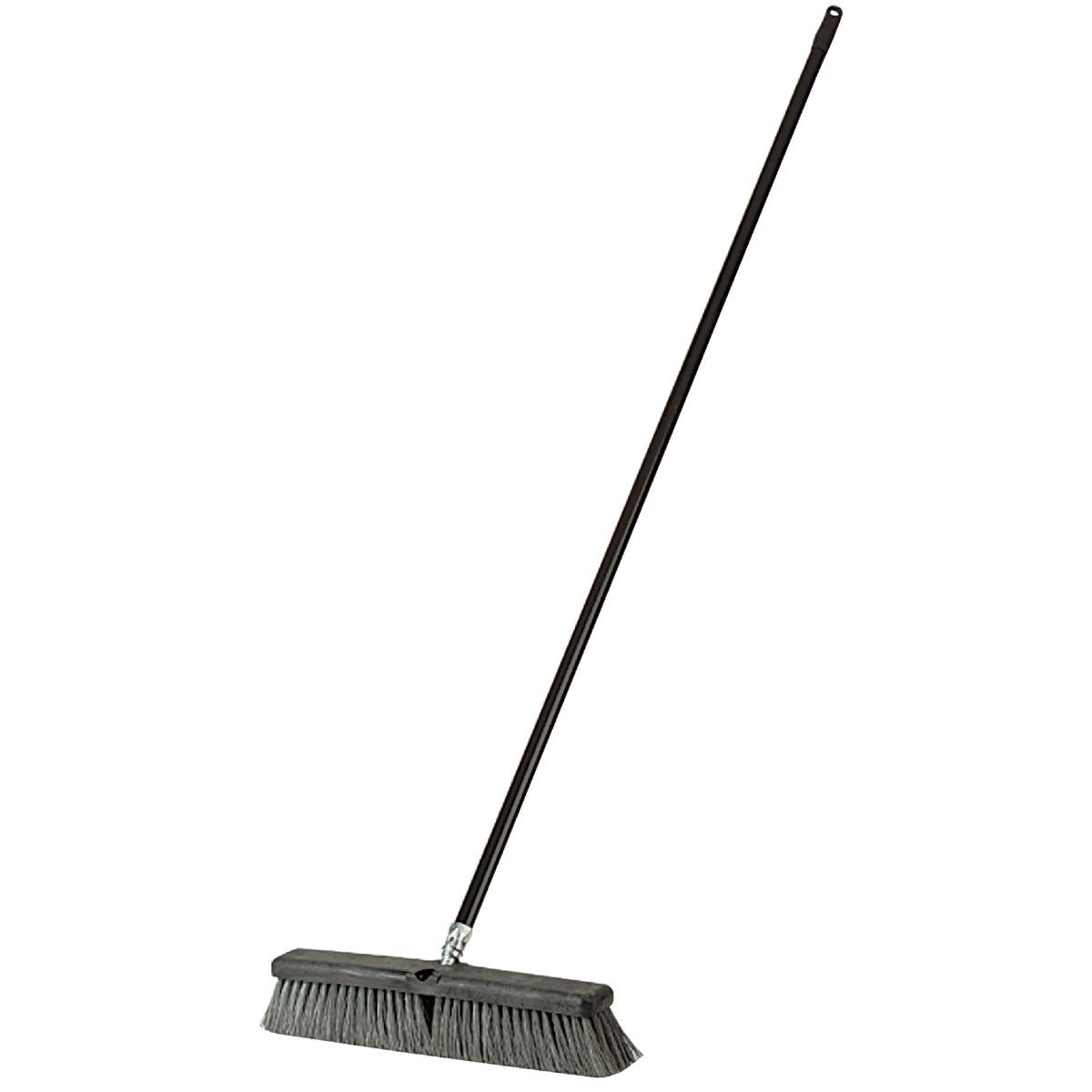 "18"" SYNTHETIC PUSH BROOM - DIB89200 by D Q B Ind"
