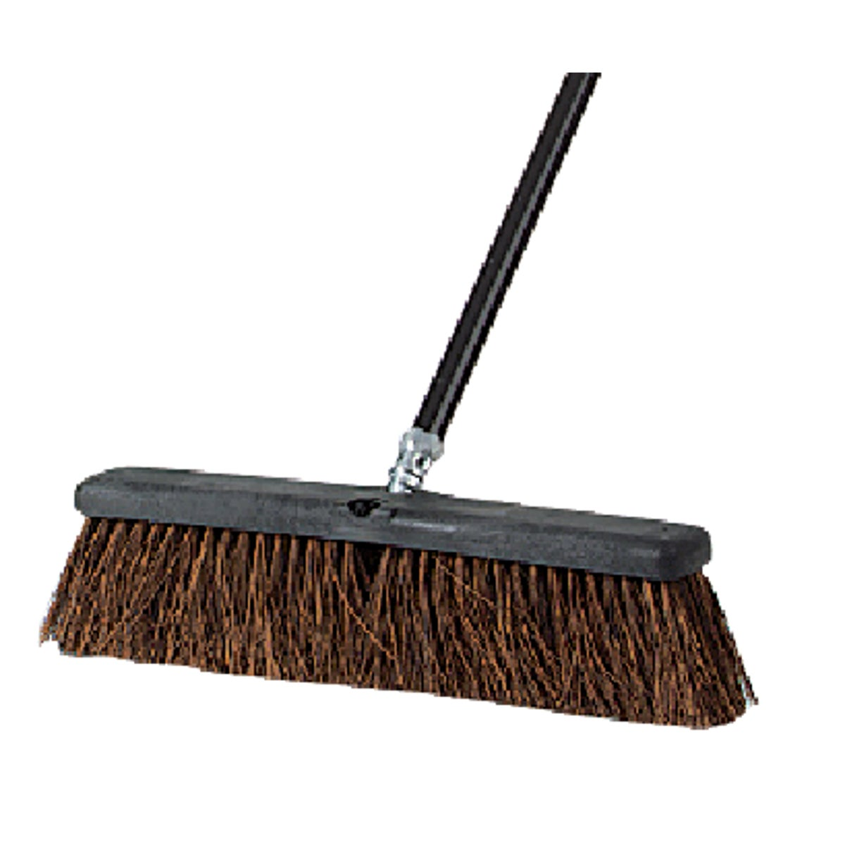 "18"" PALMYRA PUSH BROOM - DIB89210 by D Q B Ind"