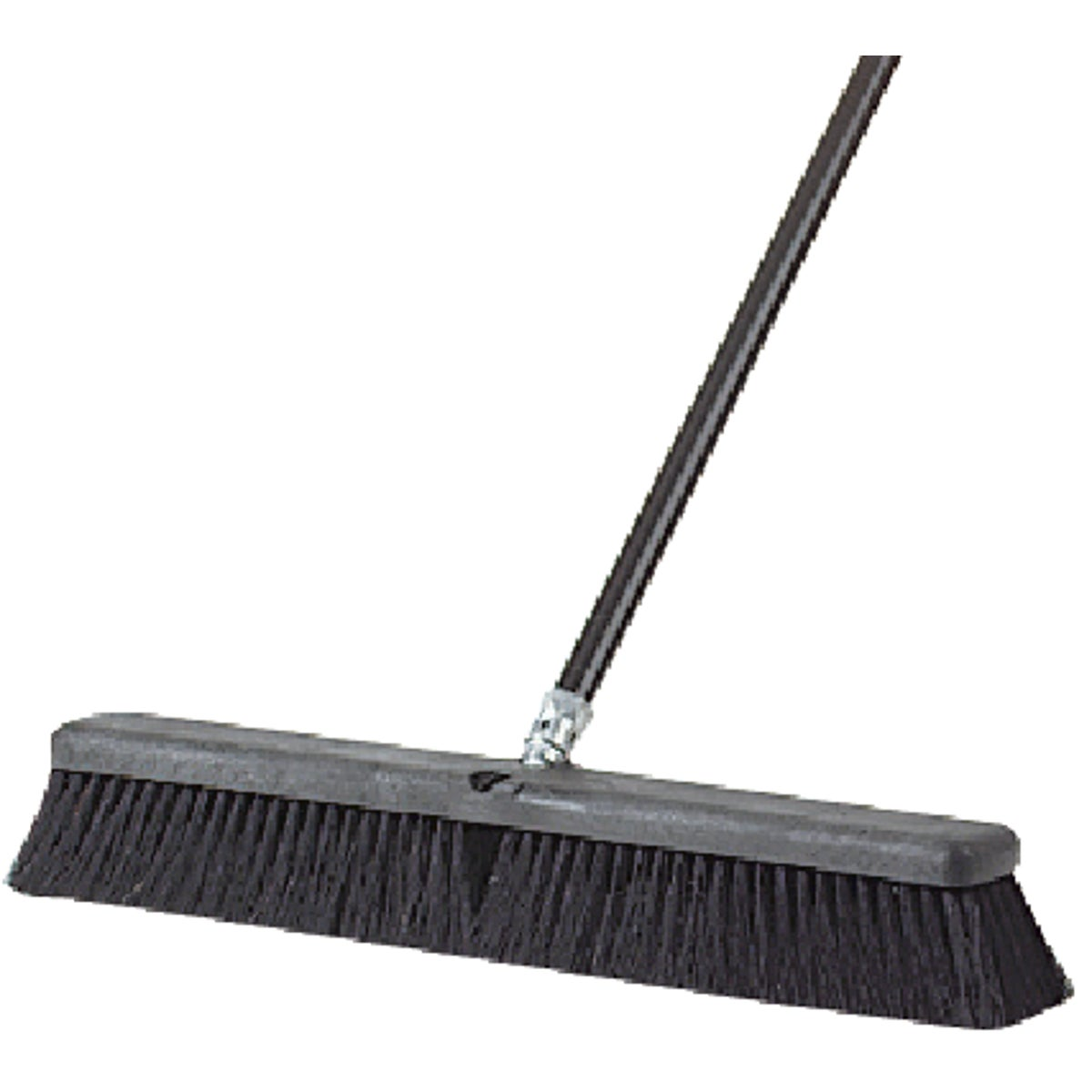 "24"" SYNTHETIC PUSH BROOM - DIB89221 by D Q B Ind"