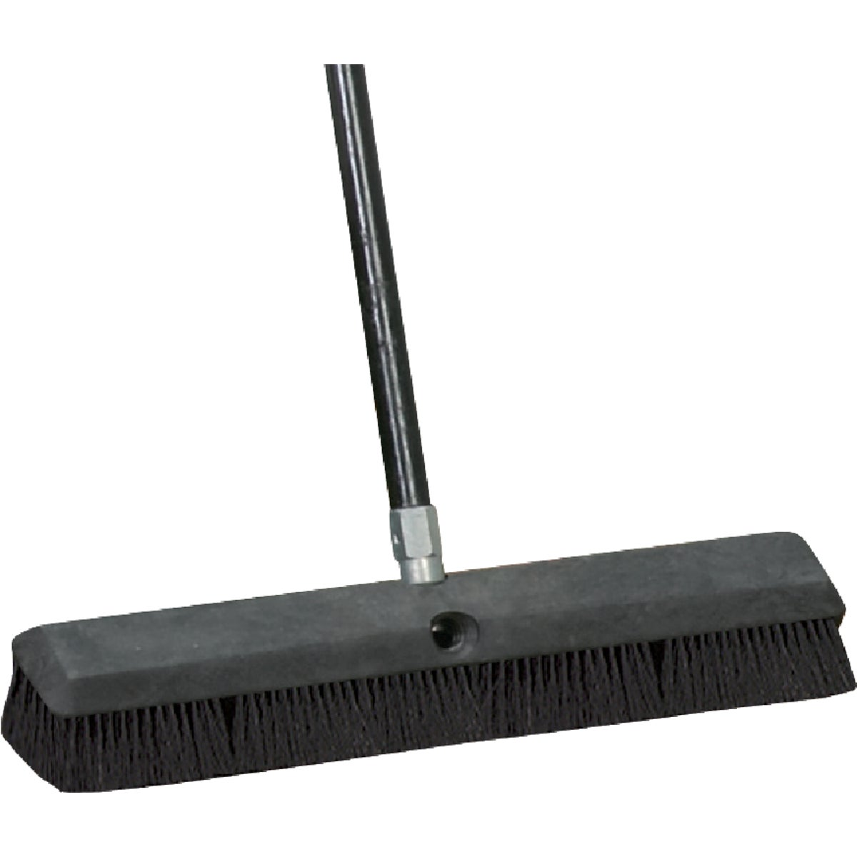 "18"" SYNTHETIC PUSH BROOM - DIB89220 by D Q B Ind"