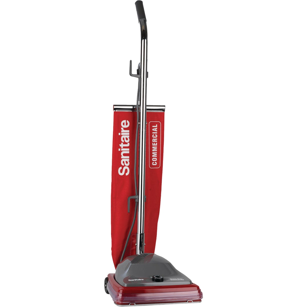 Sanitaire By Electrolux 12 In. Commercial Upright Vacuum Cleaner, SC684F
