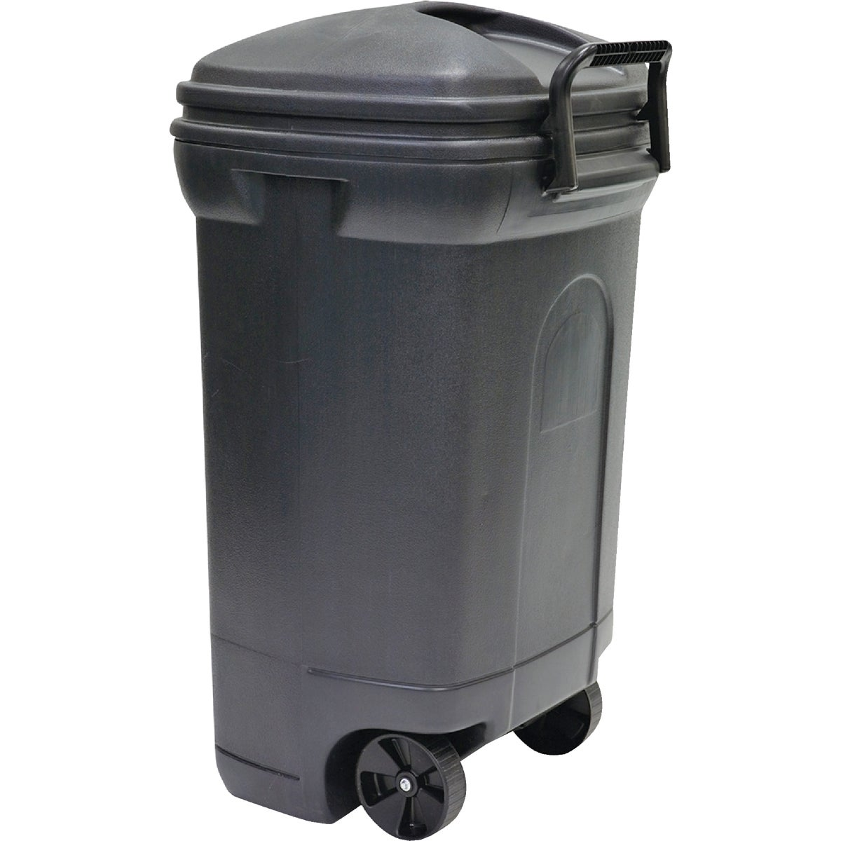 34GAL RECT TRASH CAN - TB0008 by United Solutions