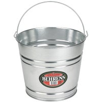 Behrens Galvanized Steel Pail, 1212GS