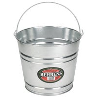 Behrens Galvanized Steel Pail, 1210GS