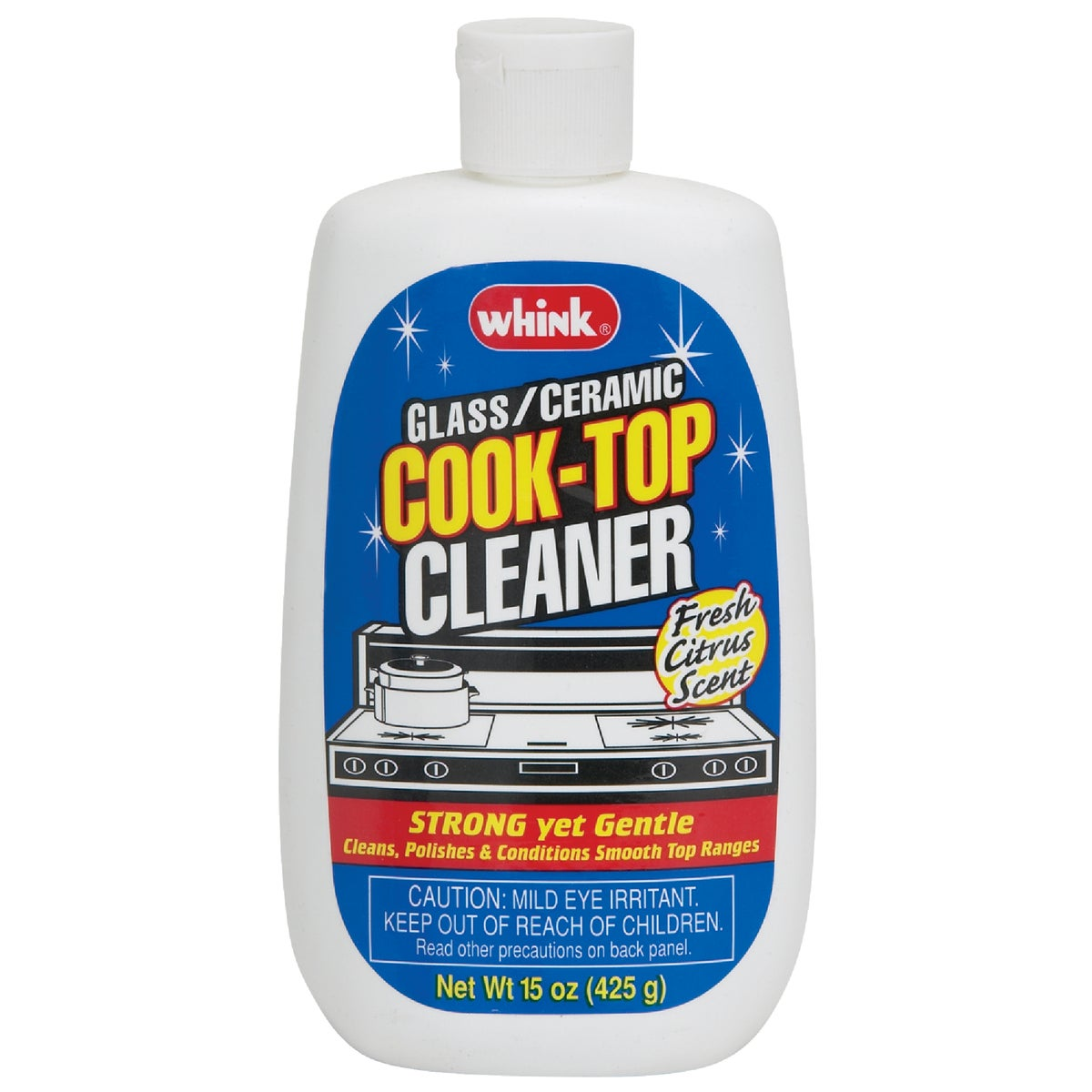 Glass Cookware And Cook-Top Cleaner