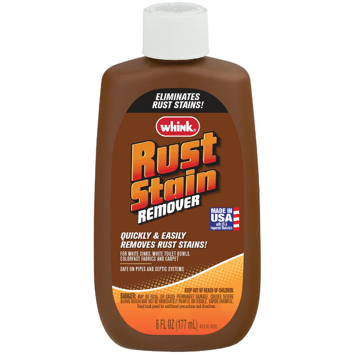 RUST/STAIN REMOVER - 01061 by Whink Products Hotle