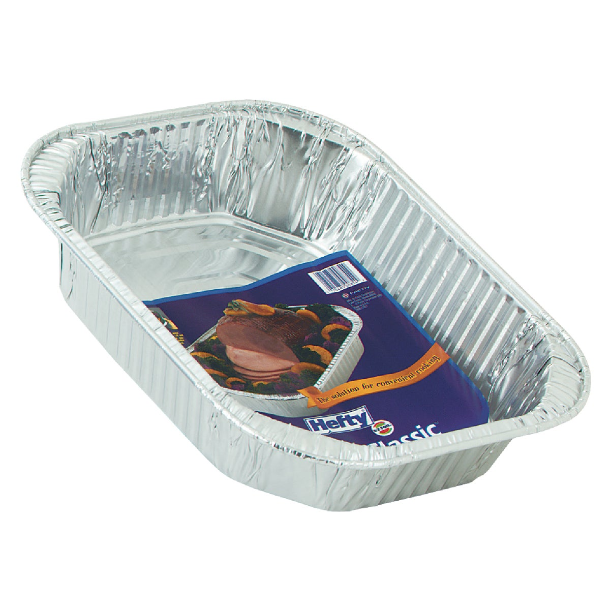 MEDIUM ROASTER PAN - 854 by Pactiv/ez Foil