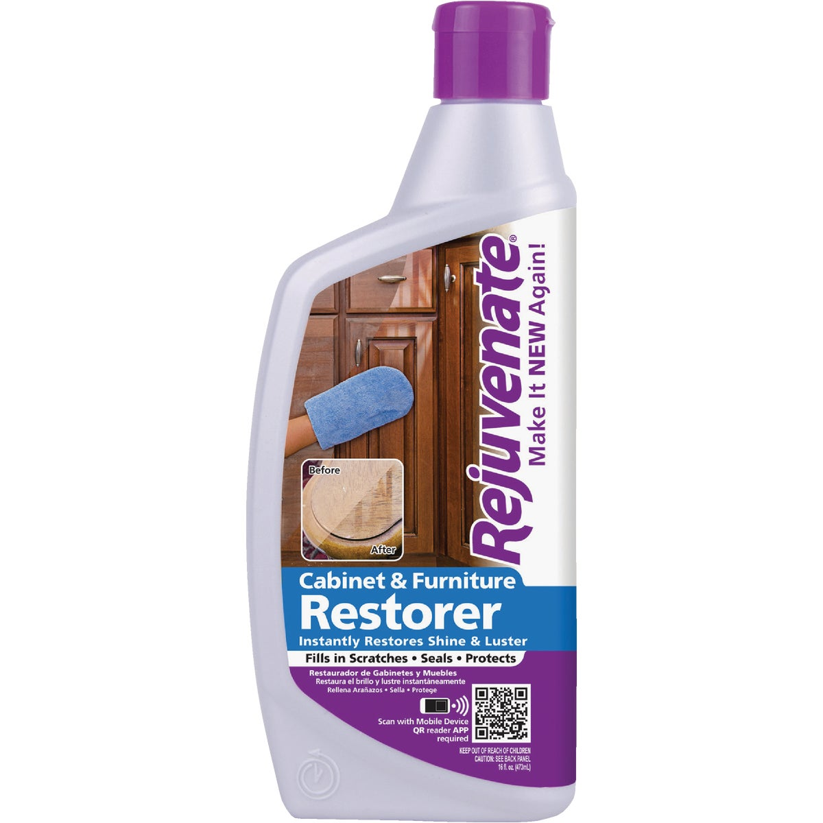 CABINET/FURN RESTORER - RJ13CSCB by For Life Products