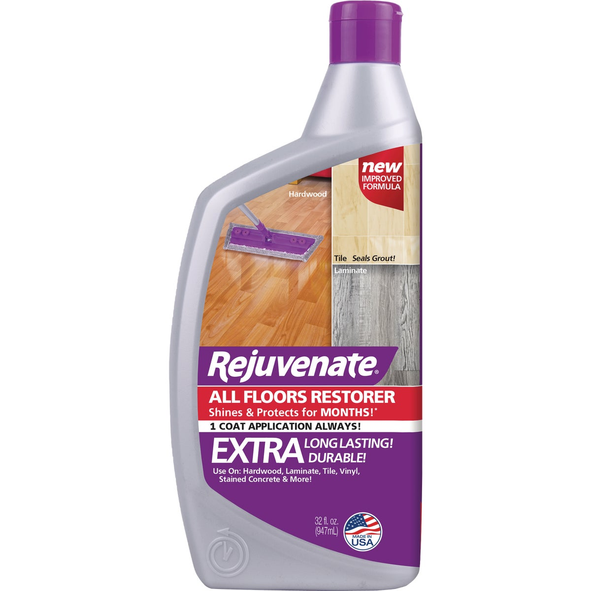 32OZ FLOOR RESTORER - RJ32F by For Life Products