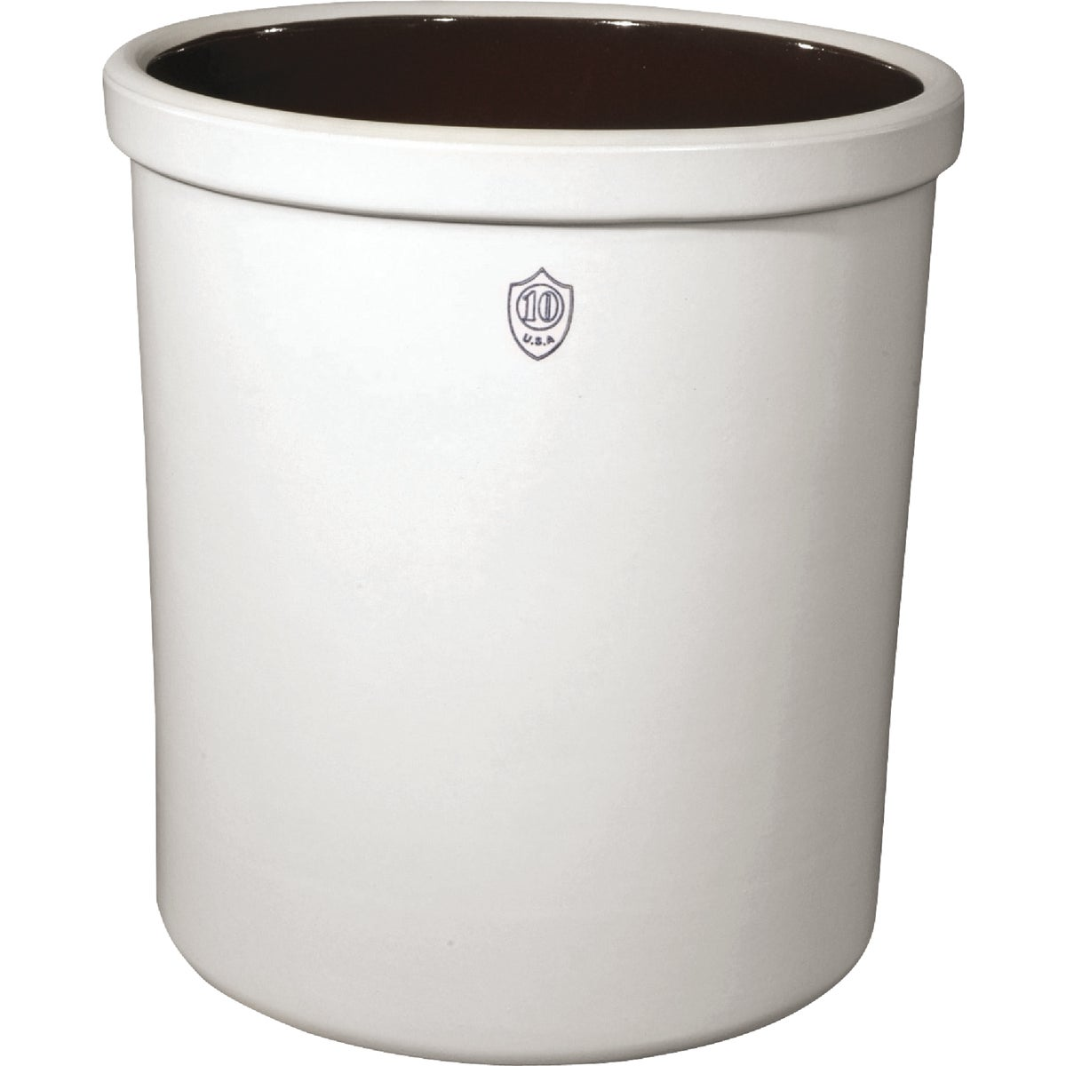 10 GALLON CROCK - 2467 by Ohio Stoneware