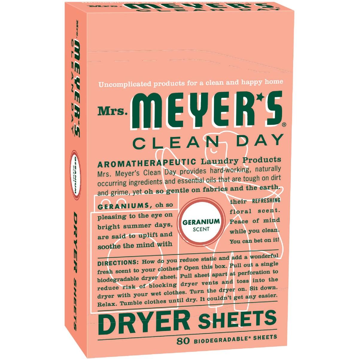 80Ct Grnium Dryer Sheets