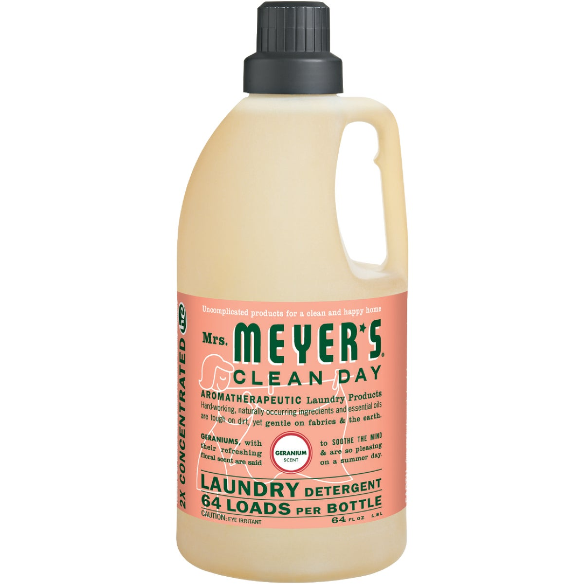 Mrs Meyer's Clean Day Concentrated Laundry Detergent, 14731