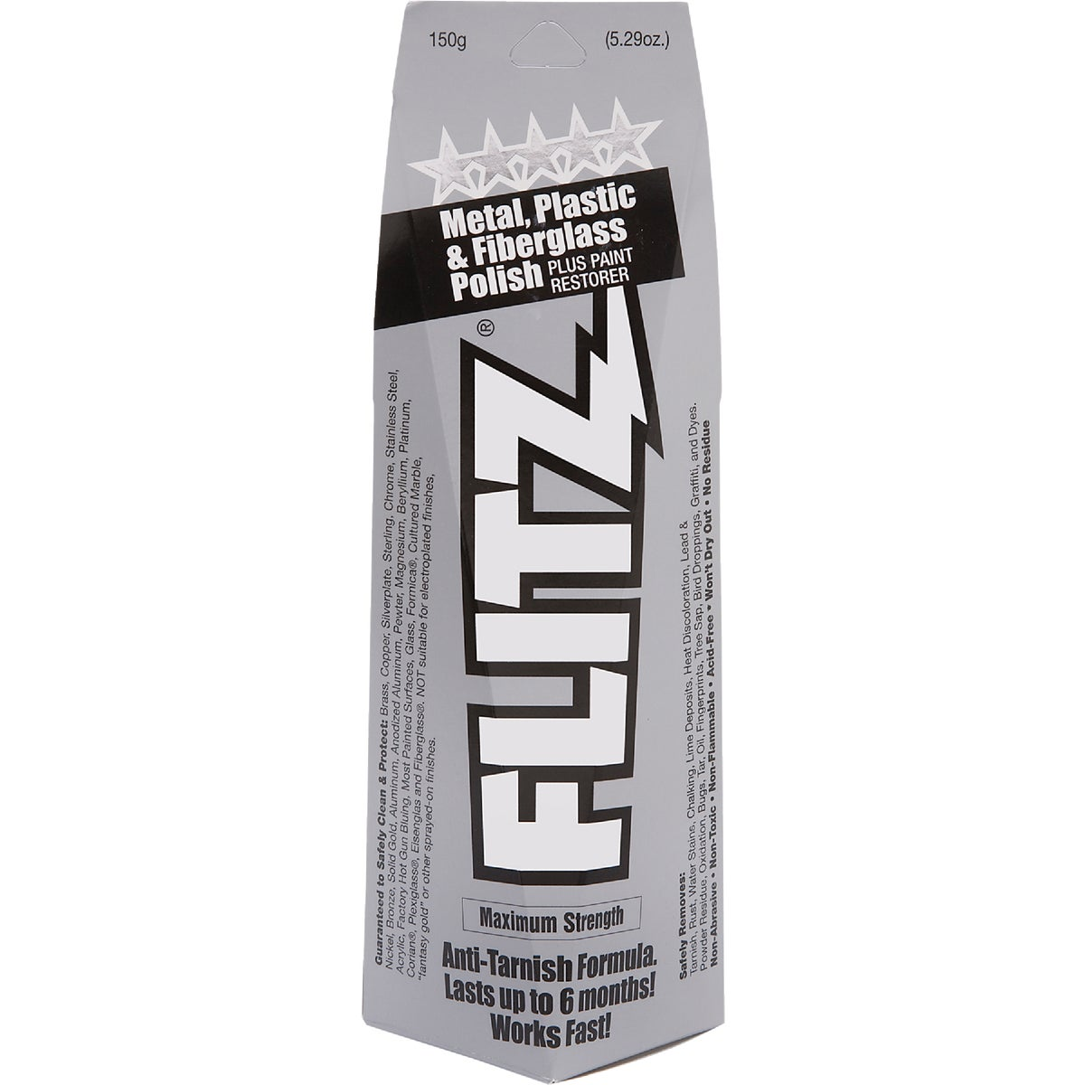 150 GRAM METAL POLISH - BU 03515 by Flitz International