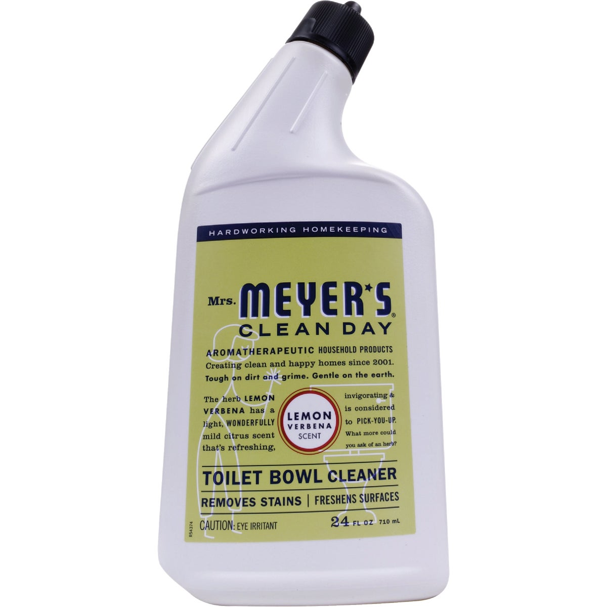 LEMON TOILET CLEANER - 12125 by Mrs Meyers Clean Day