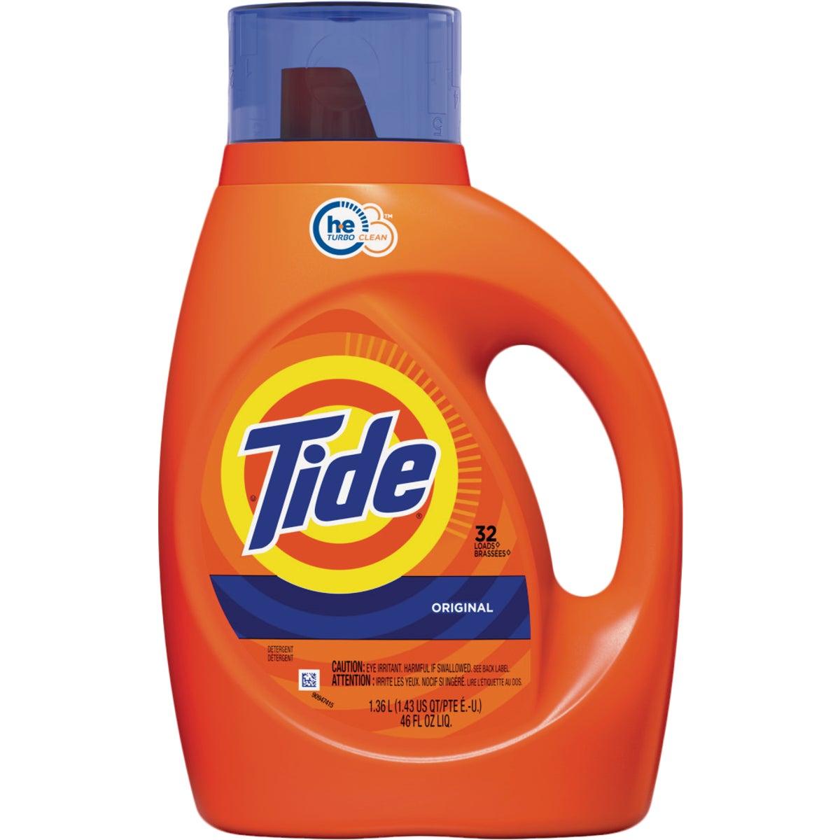 Tide Liquid HE Laundry Detergent, 13774