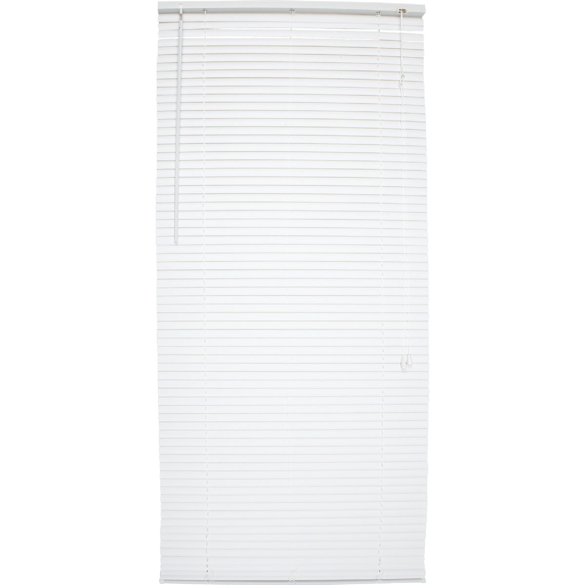 17X64 WHITE MINI BLIND - 614696 by Lotus Wind Incom