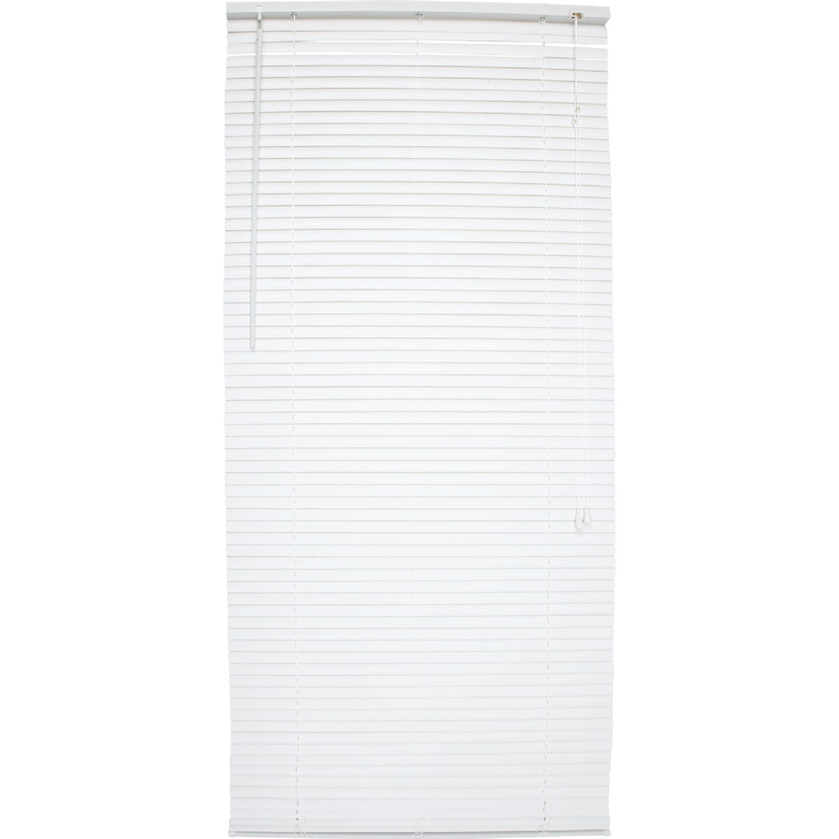 28X72 WHITE MINI BLIND - 615005 by Lotus Wind Incom