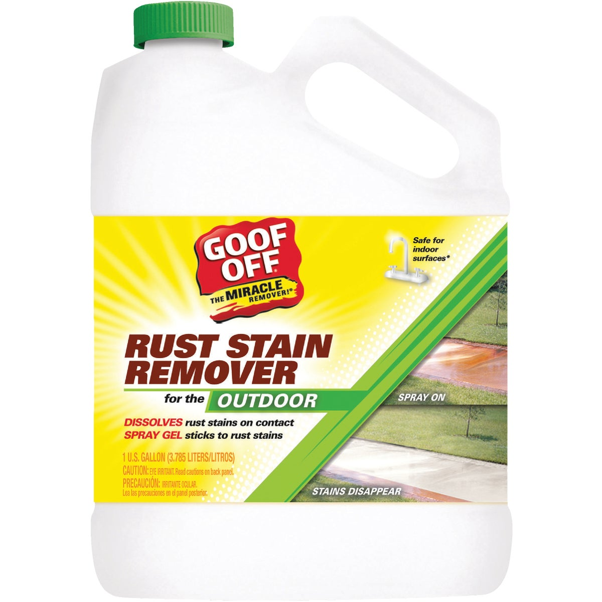 GAL RUST STAIN REMOVER