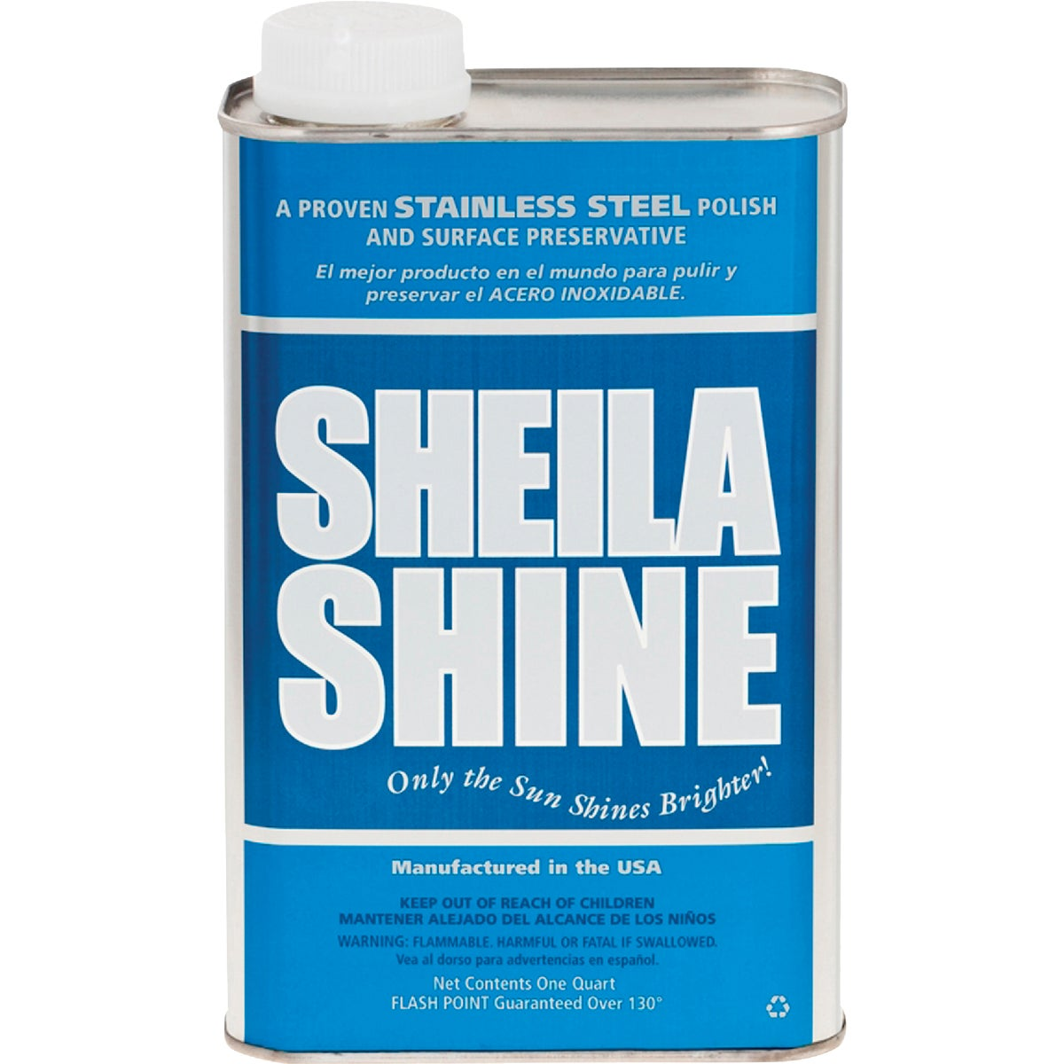 STAINLESS STEEL CLEANER - 32SS1 by Sheila Shine Inc