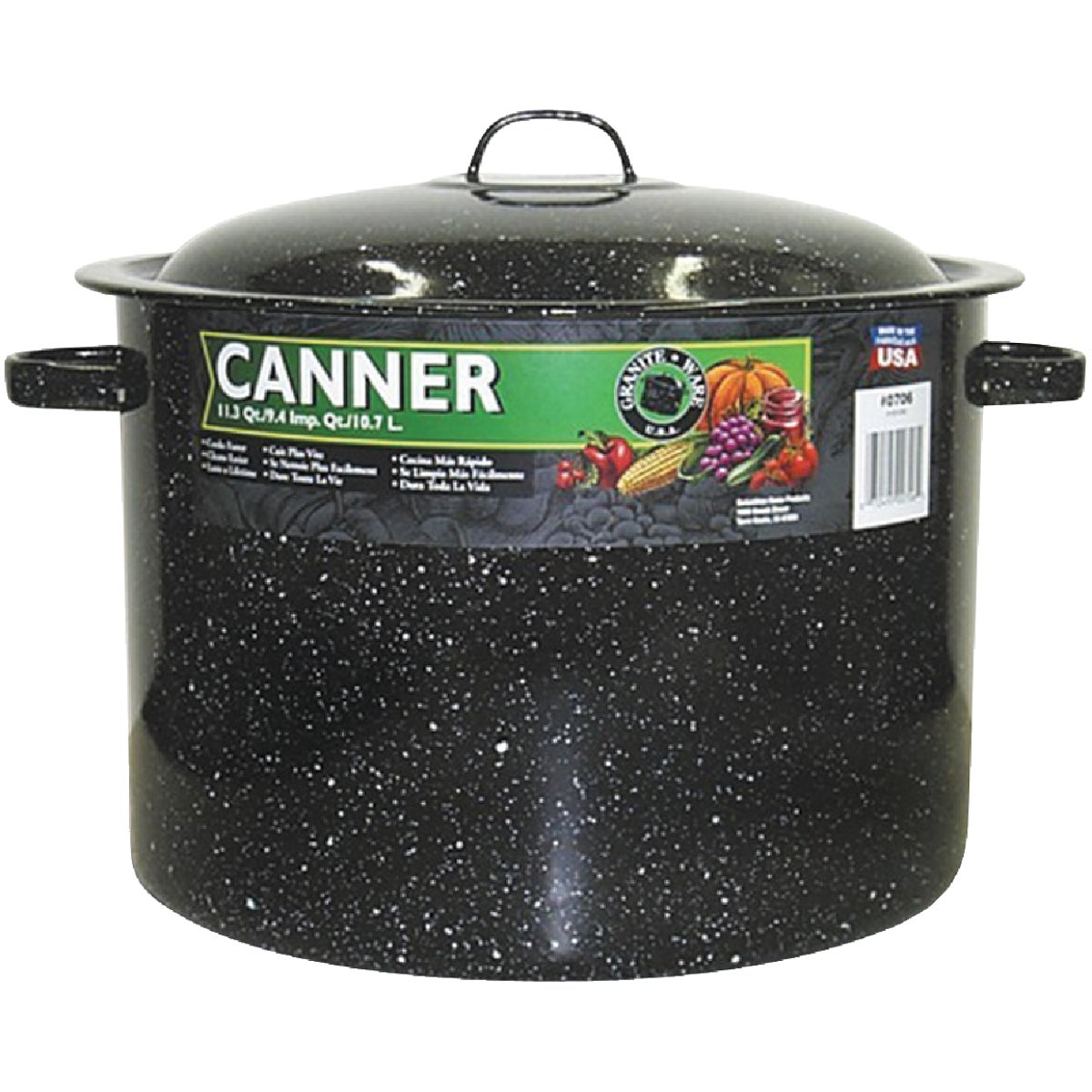 21QT CANNER - 0707-3 by Columbian Home Prod