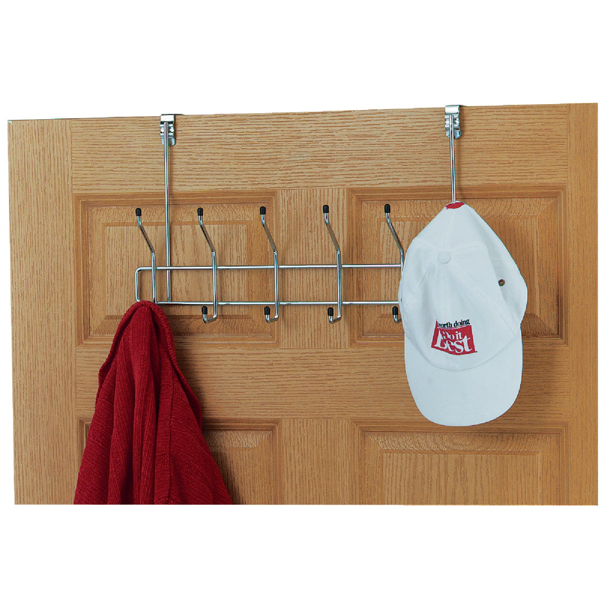 OVER THE DOOR HOOKS - 6021-200 by Whitmor Mfg