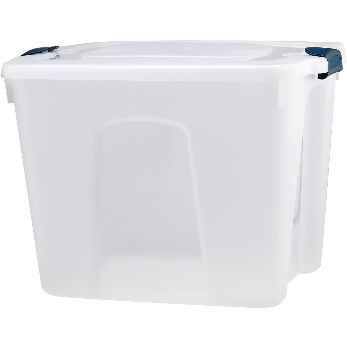 20GAL STORAGE TOTE - 8520CL.08 by Homz/ Tamor