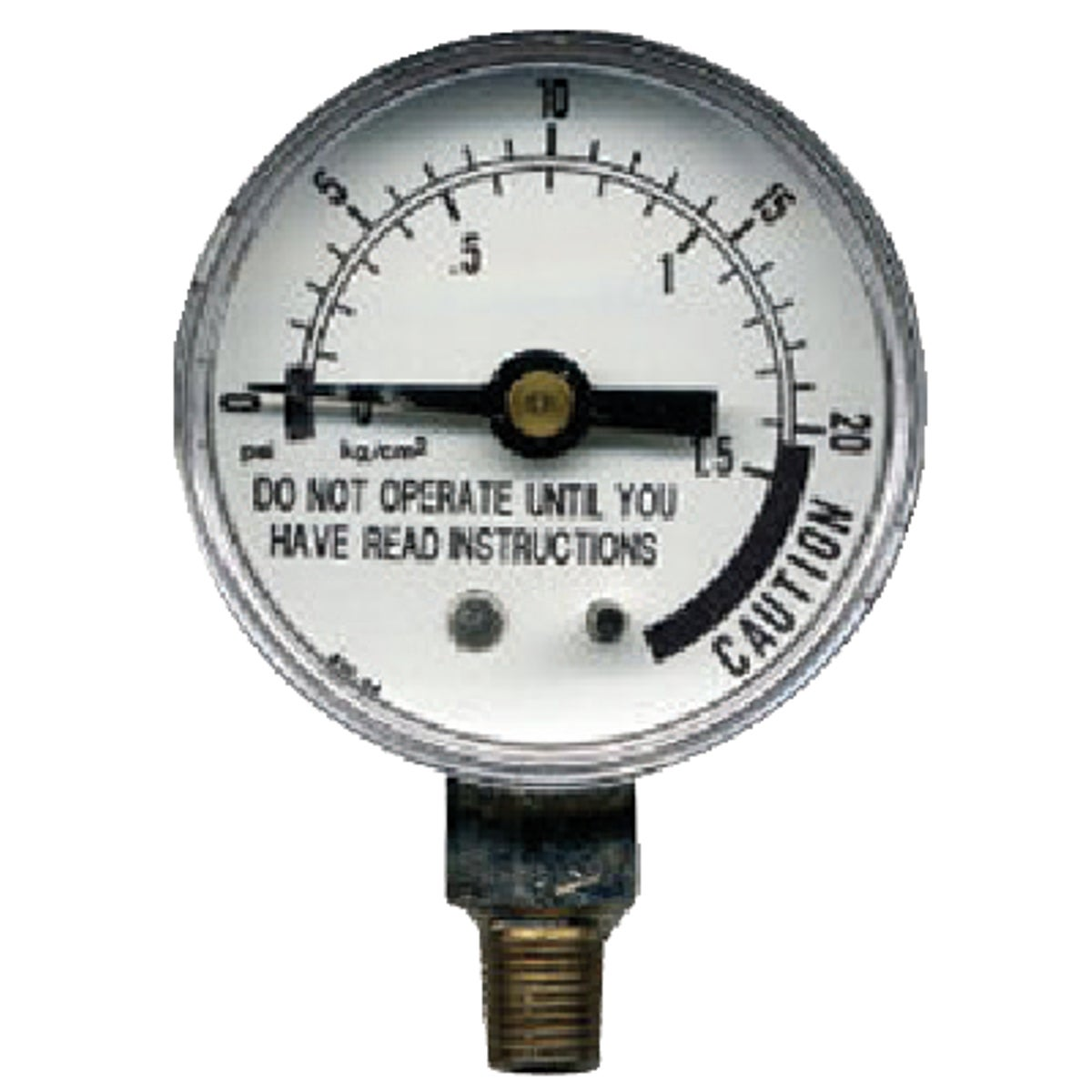 PRESSURE CANNER GAUGE - 85771 by National Presto