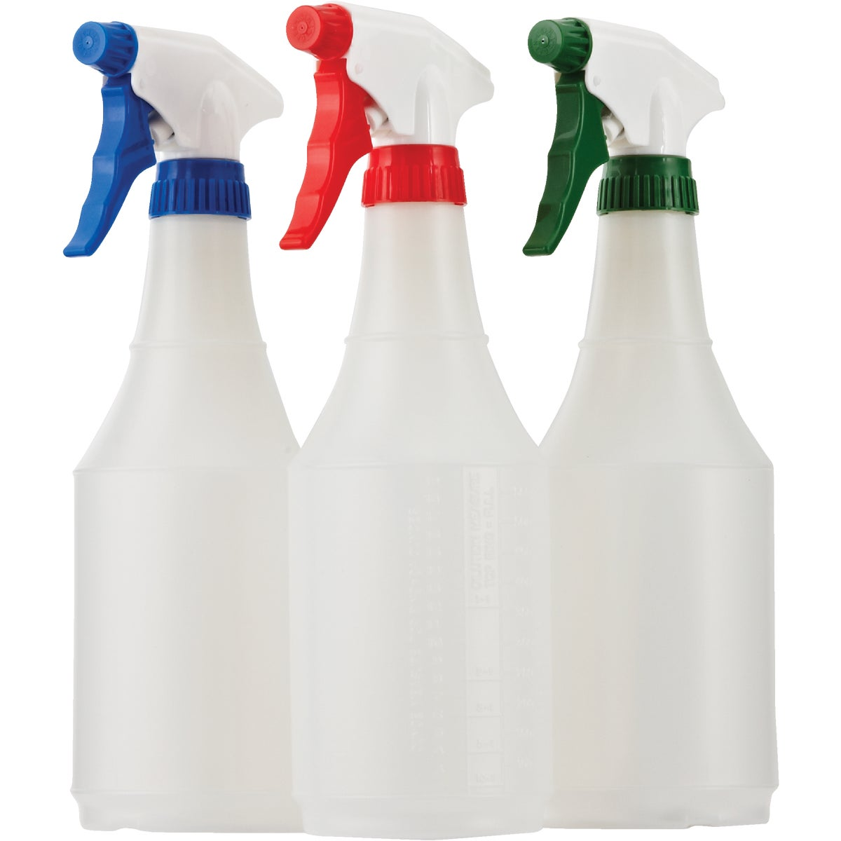 24OZ 3PK SPRAY BOTTLES