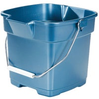 Rubbermaid 12QT BLUE BUCKET FG296400ROYBL