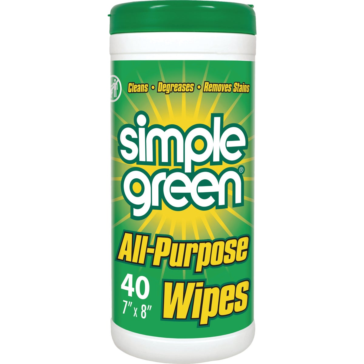 CLEANER WIPES - 3810001213312 by Sunshine Makers Inc
