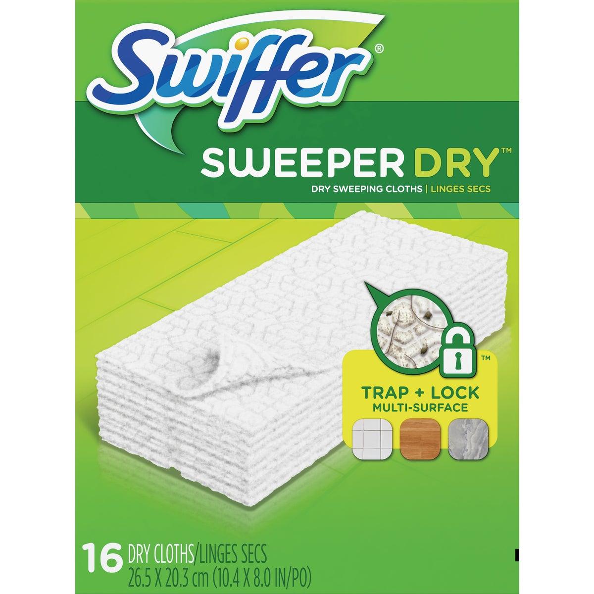 16 Swiffer Refill Cloths