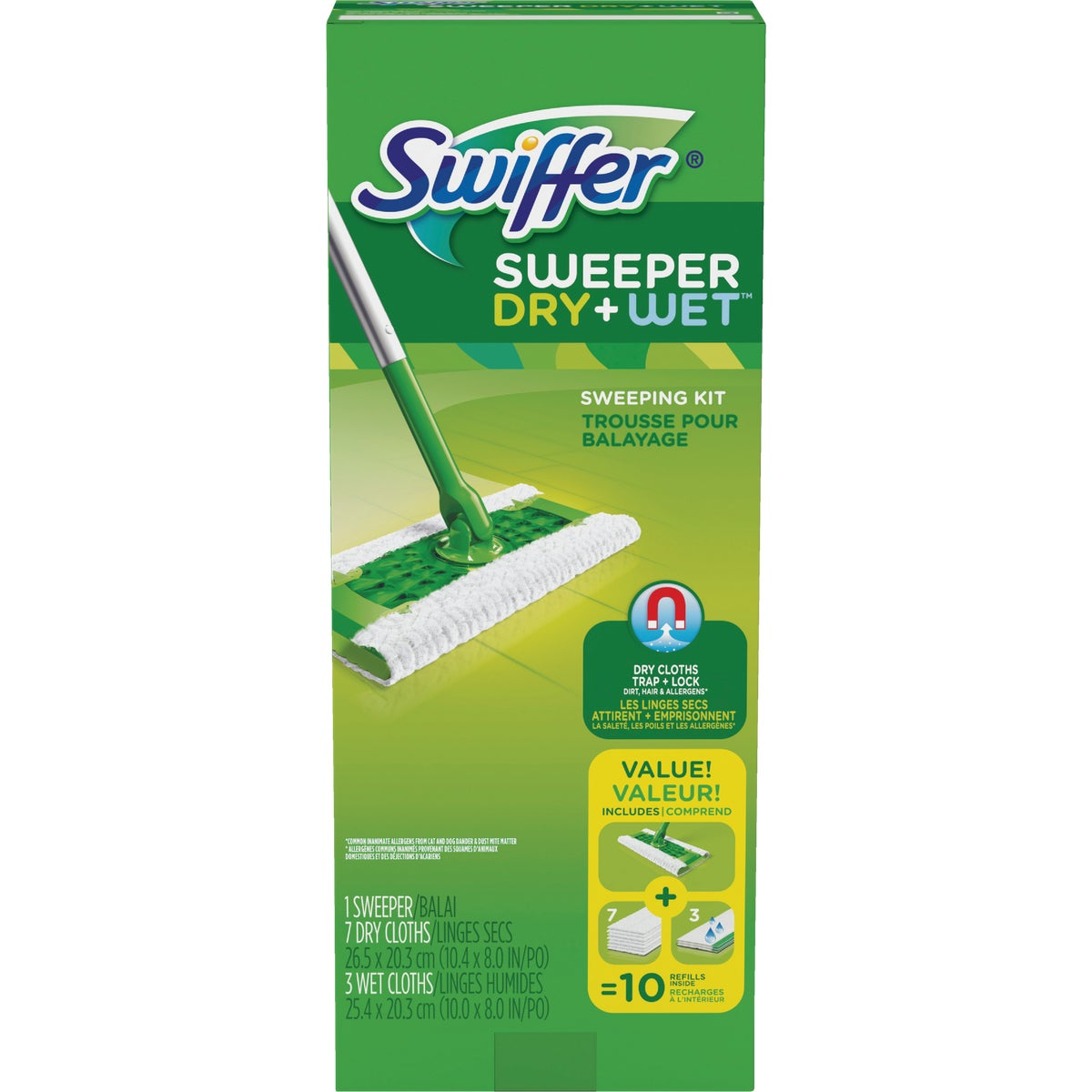SWIFFER STARTER KIT - 30942 by Procter & Gamble