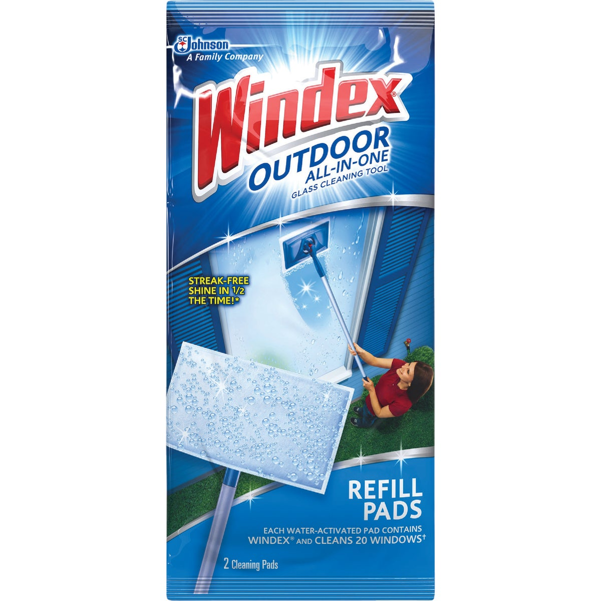 WINDEX ALL-IN-ONE REFILL - 70118 by Sc Johnson