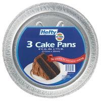 Pactiv/E Z Foil ROUND CAKE PAN 90819