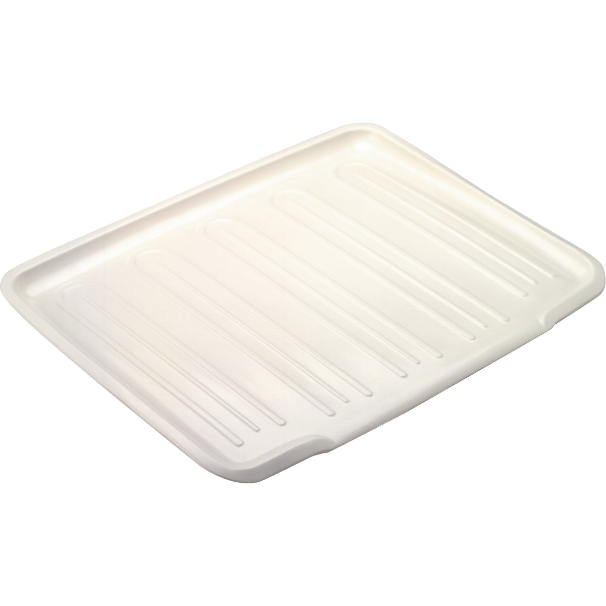 LRG BISQUE DRAINER TRAY - 1182MABISQU by Rubbermaid Home