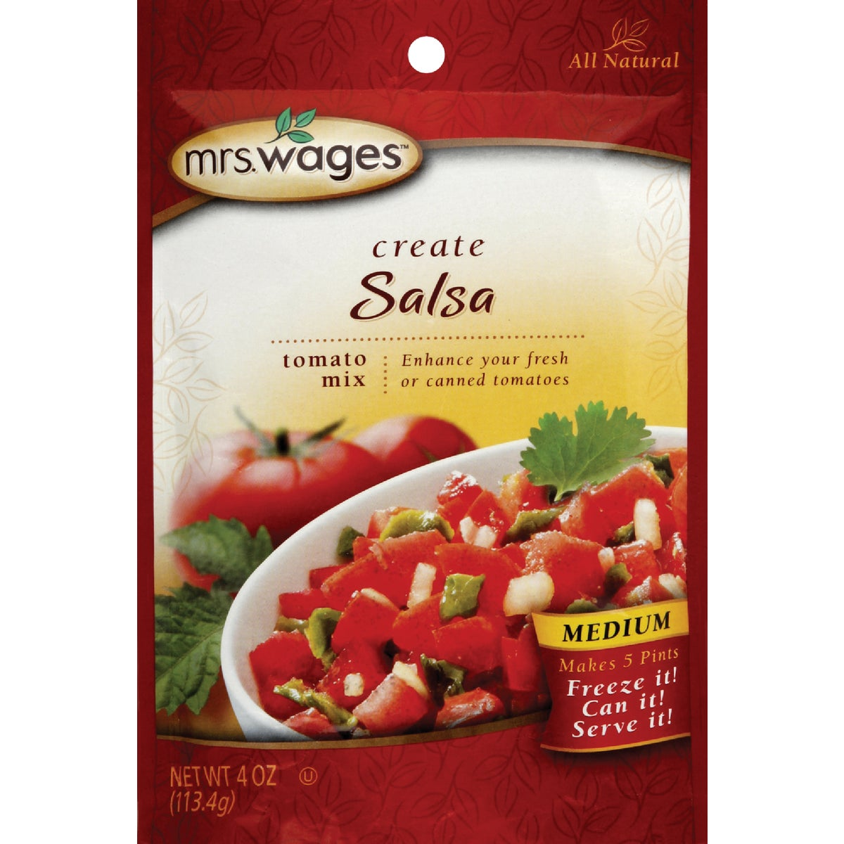 SALSA MIX - W536-J7425 by Precision Foods