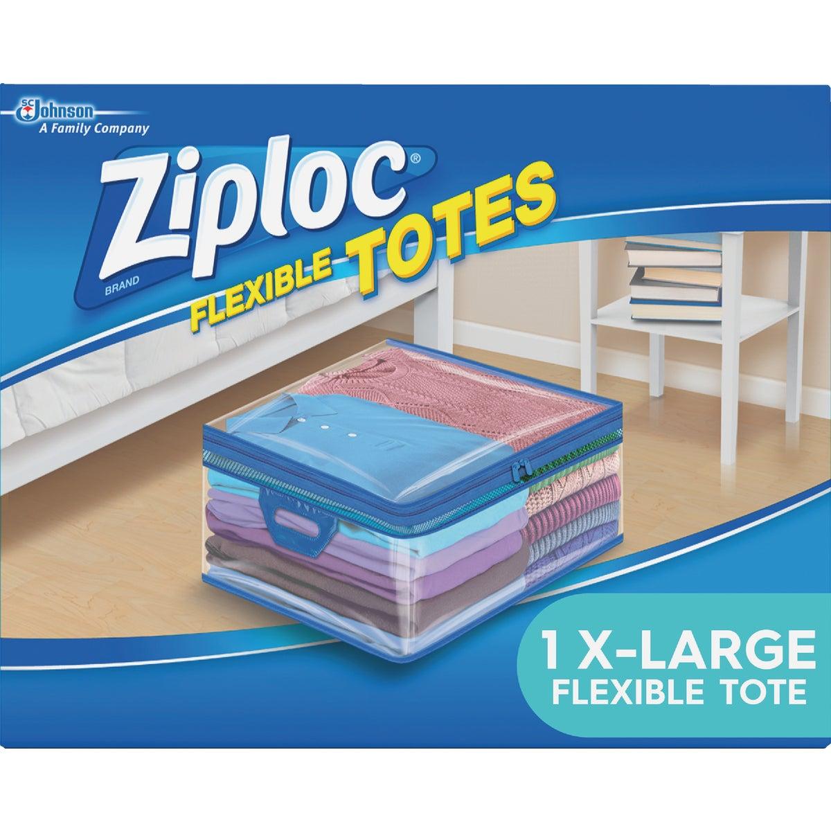 XL ZIPLOC FLEX TOTE - 70161 by Sc Johnson