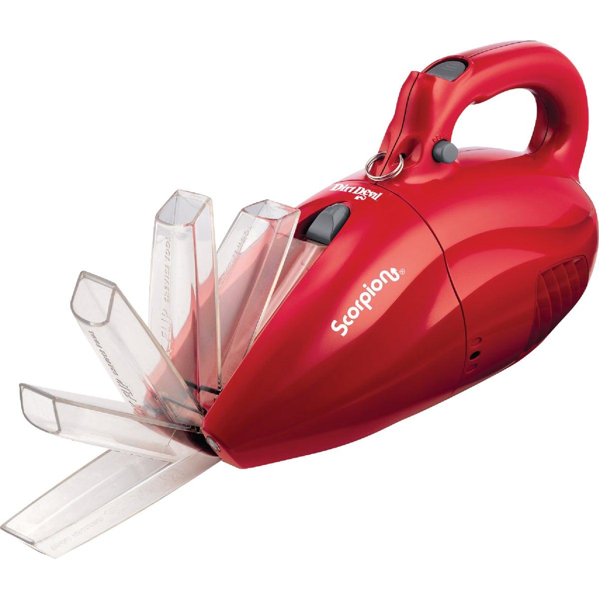 Scorpion Vacuum