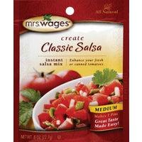 Precision Foods INSTANT SALSA MIX W579-H6425